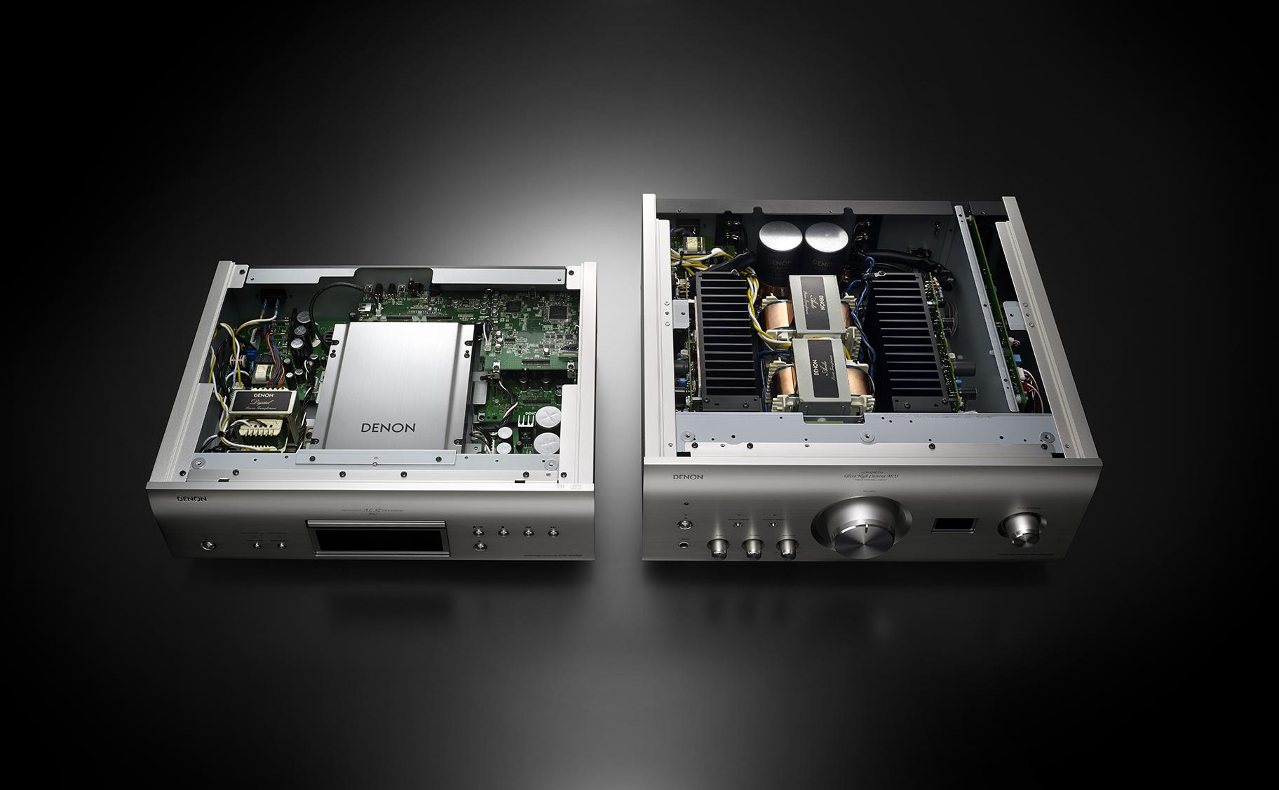 Denon DCD-2500NE & PMA-2500NE