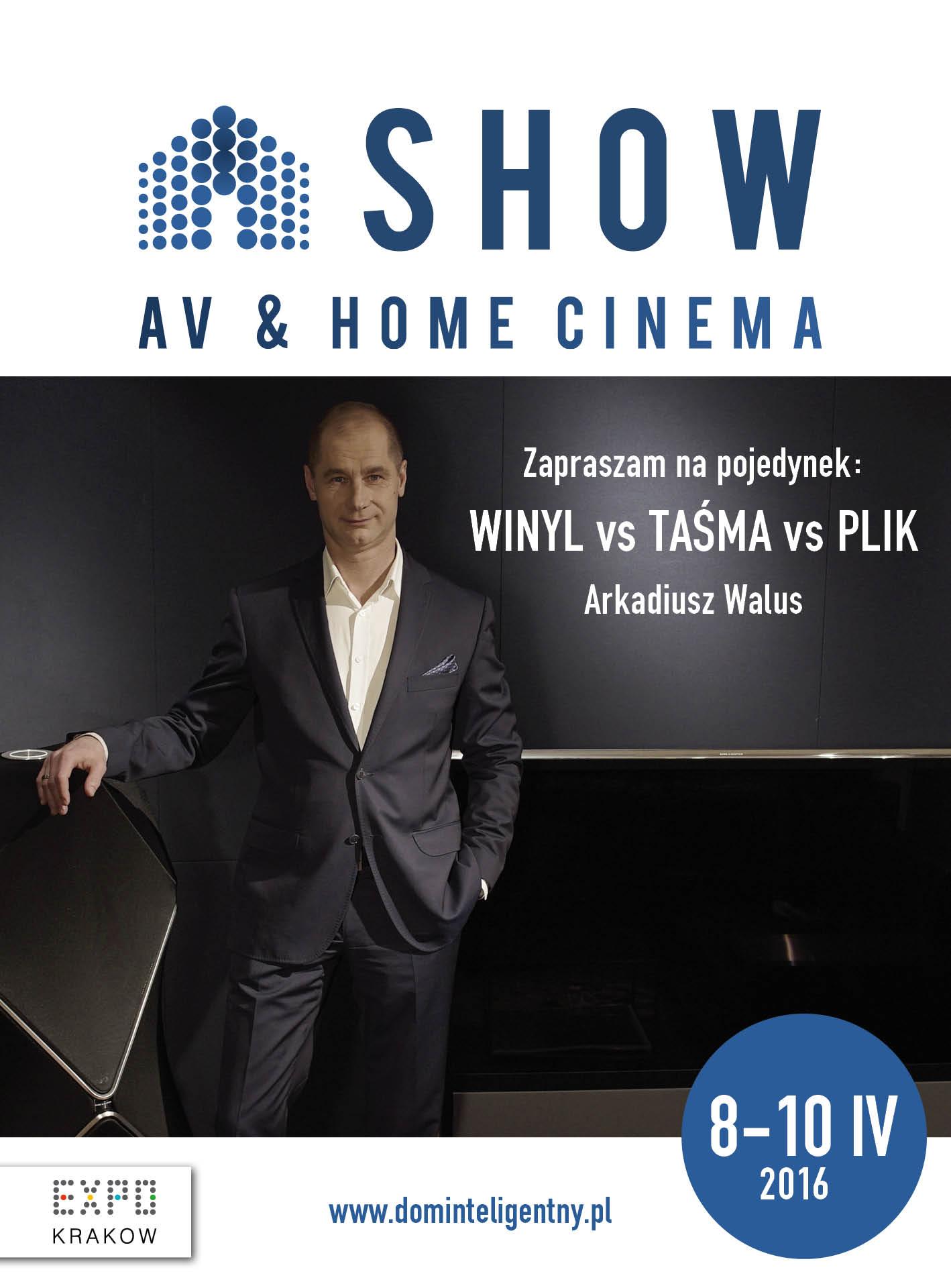 AV&HOME CINEMA SHOW 2016