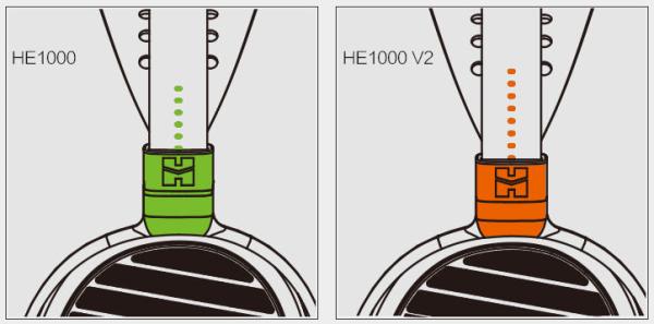 HiFiMAN HE1000 V2