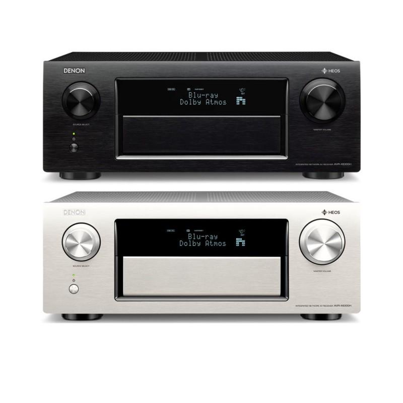 AVR-X6300H и AVR-X4300H