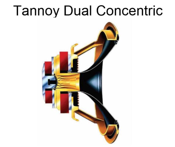 Tannoy dual concentric