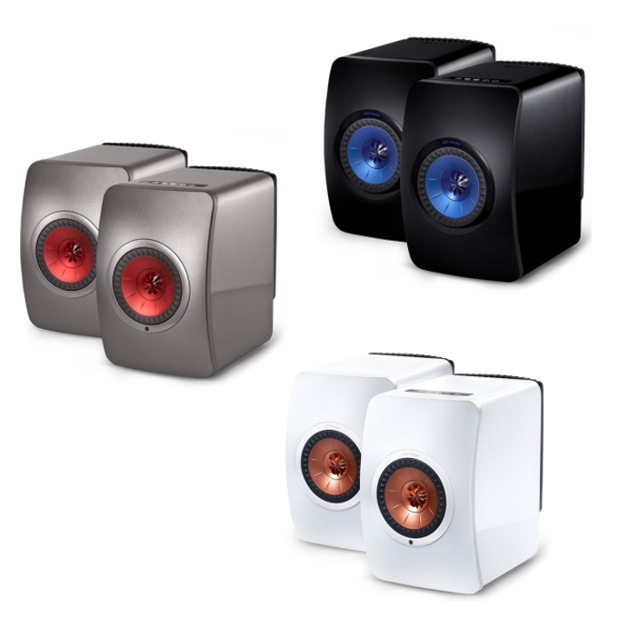 KEF LS 50 Wireless