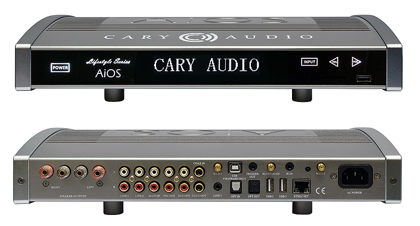 Cary Audio AiOS