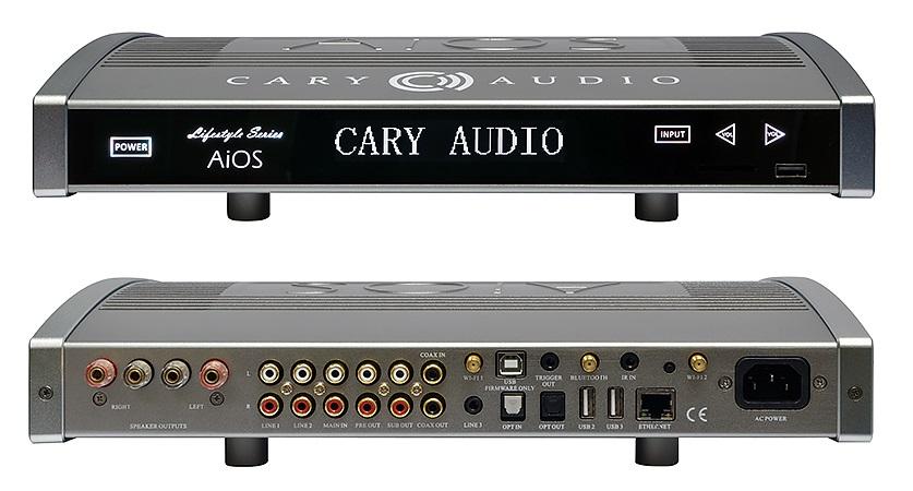 Cary Audio AiOS