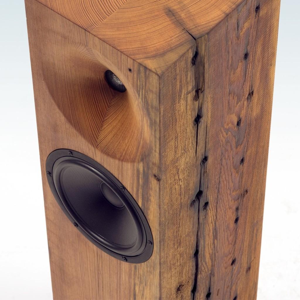 The Beam Tower Speakers