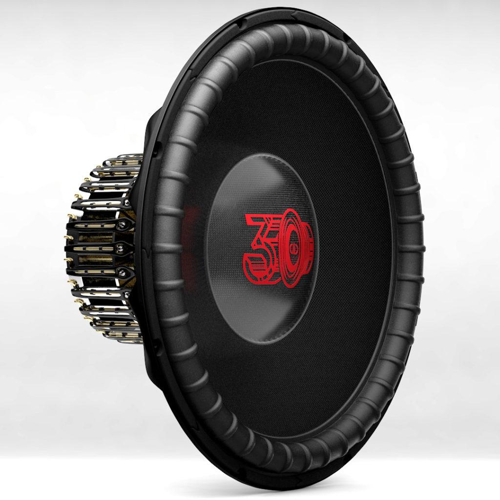 DD Audio SPG Z6-30