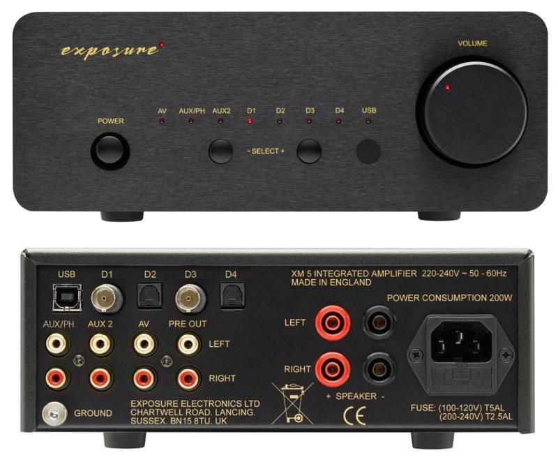 Exposure Electronics XM5