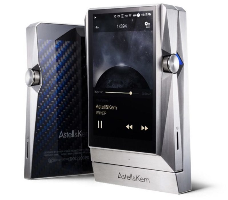 Astell&Kern AK380 Stainless Steel
