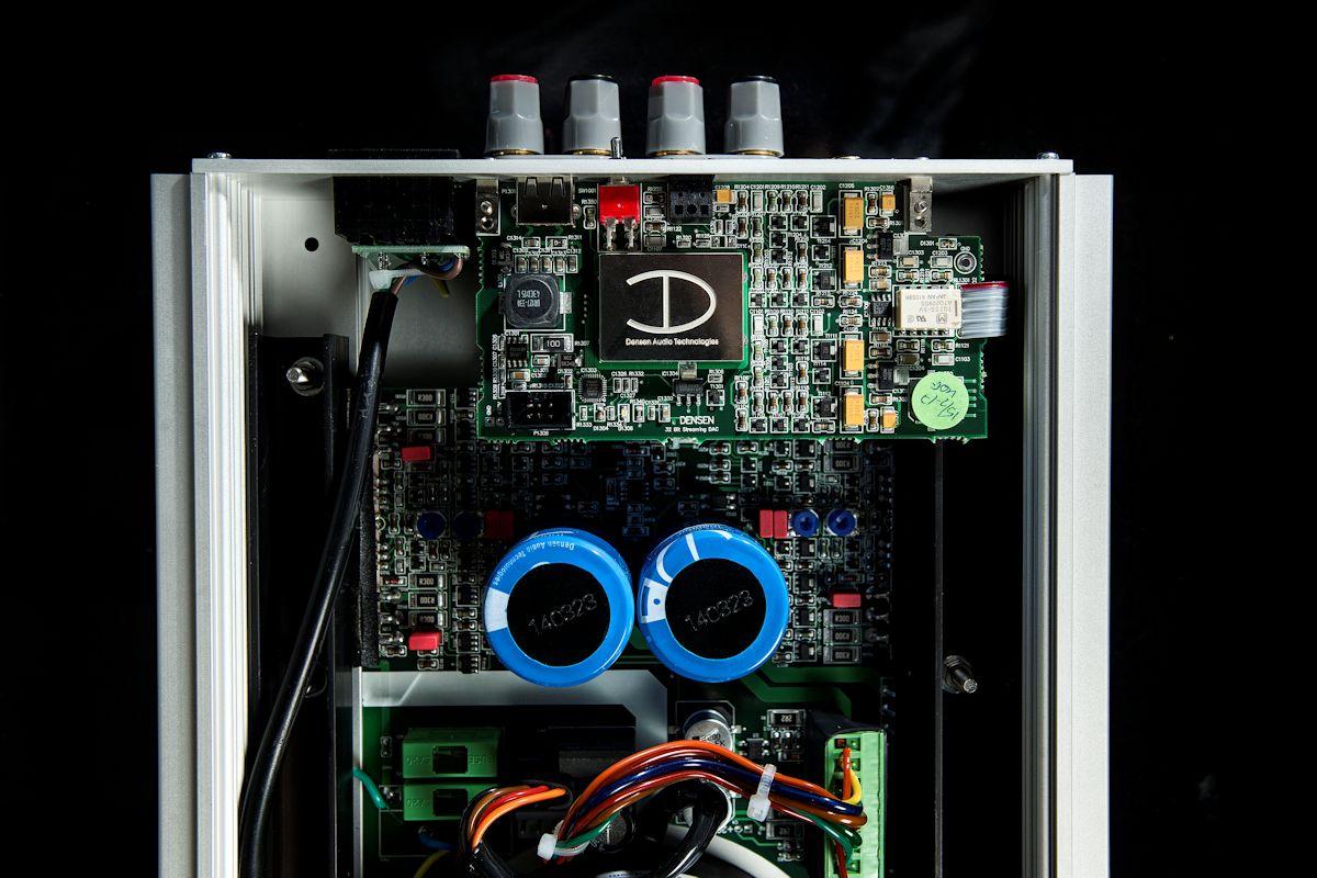 Densen Cast Amp