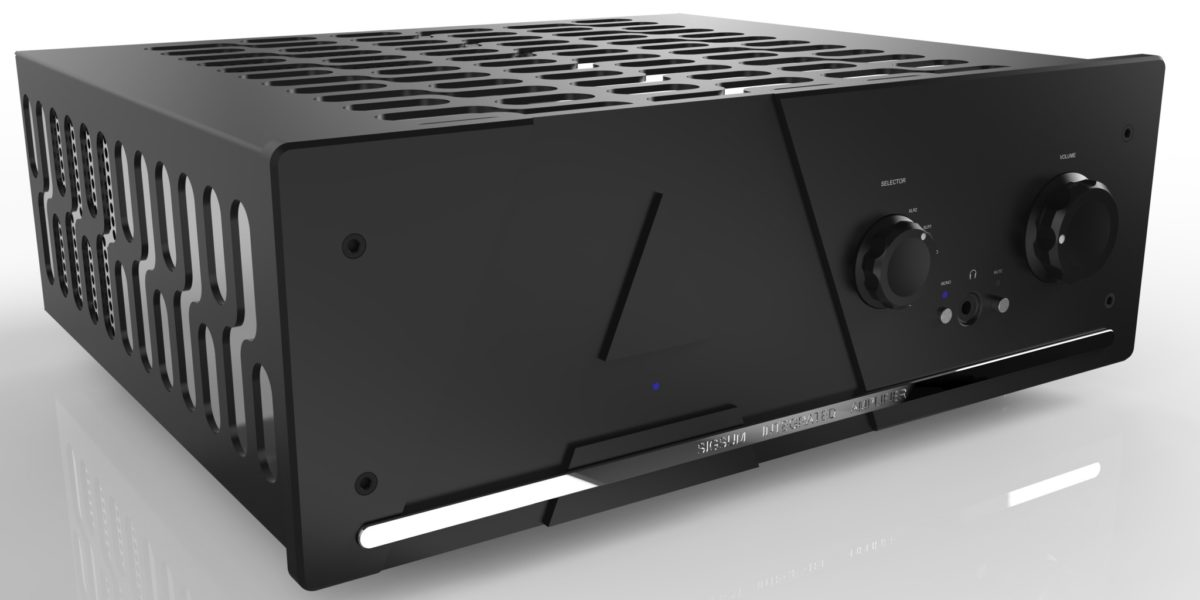 Sigsum Integrated Amplifier