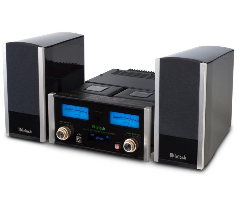 McIntosh MXA80