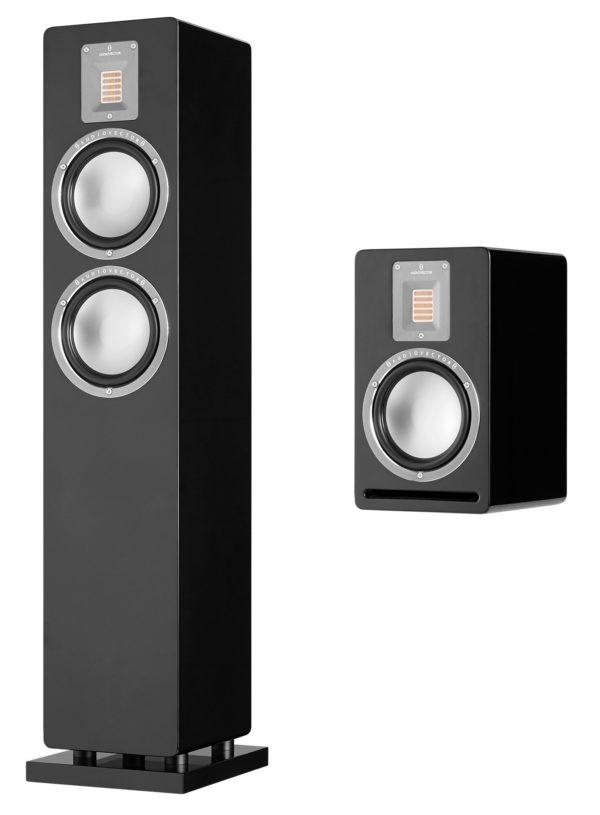 Audiovector QR