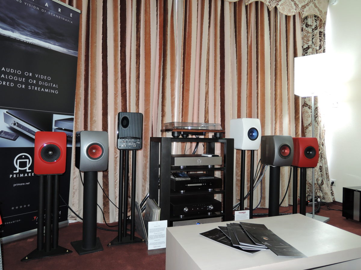 Hi-Fi & High-End Show 2017