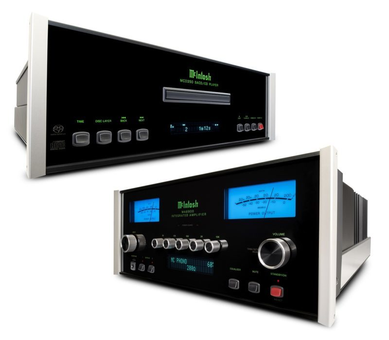 MA8900 и MCD350