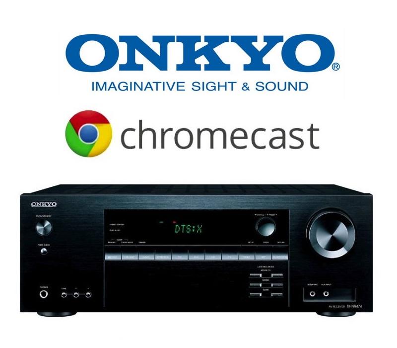 Onkyo Chromecast