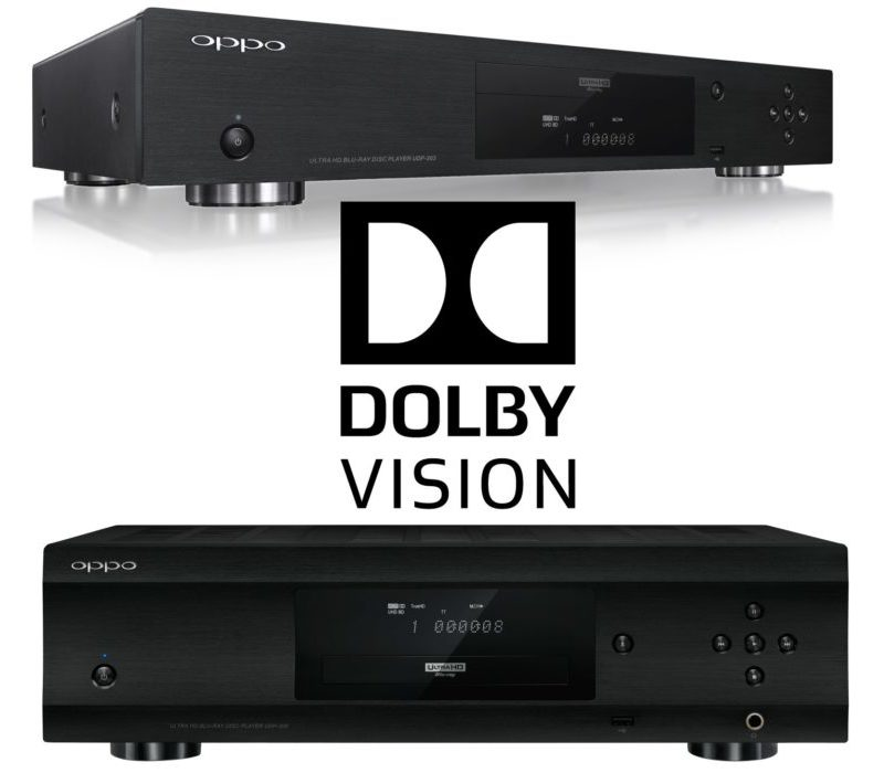 Oppo Dolby Vision