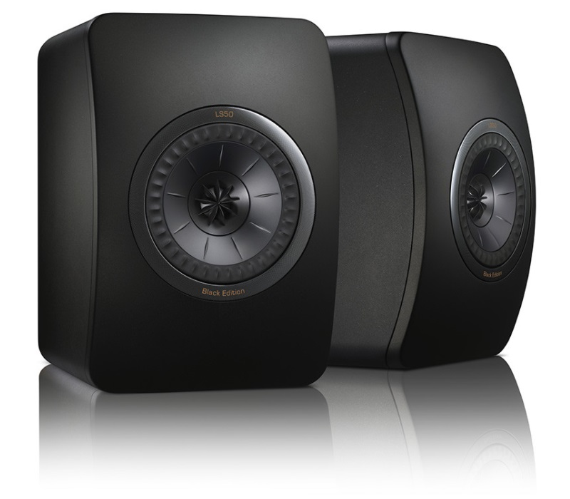 KEF LS50 Black Edition