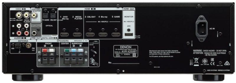 AVR-X250BT