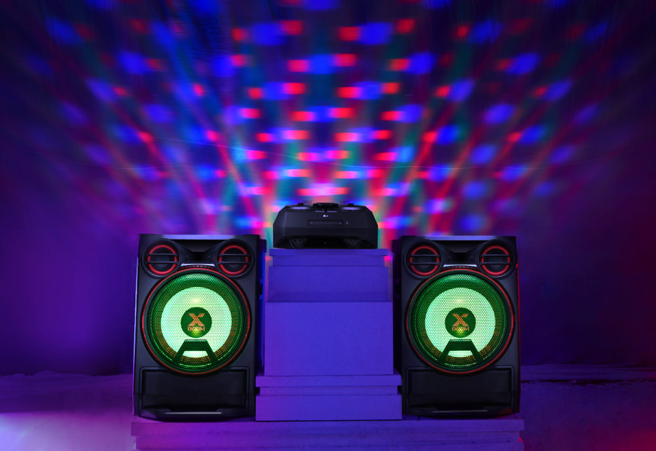 LG X-BOOM CK99 И CK43