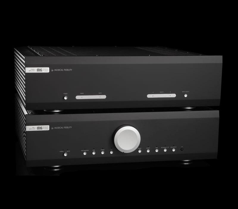 Musical Fidelity M6 PRE и M6 PRX
