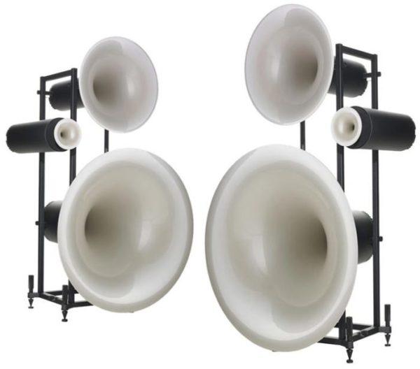 Полностью рупорная акустическая система