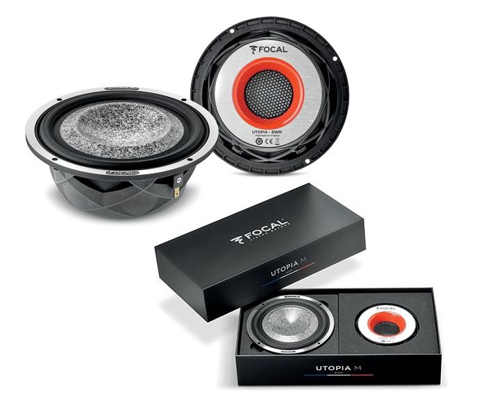 Focal представил новую авто акустику UTOPIA M