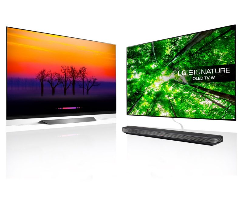 LG представляет на российском рынке сразу девять OLED-телевизоров
