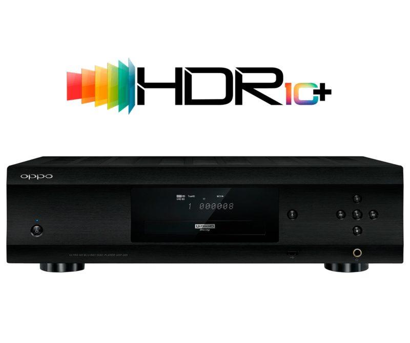 4K проигрыватели OPPO Digital получили поддержку HDR10+