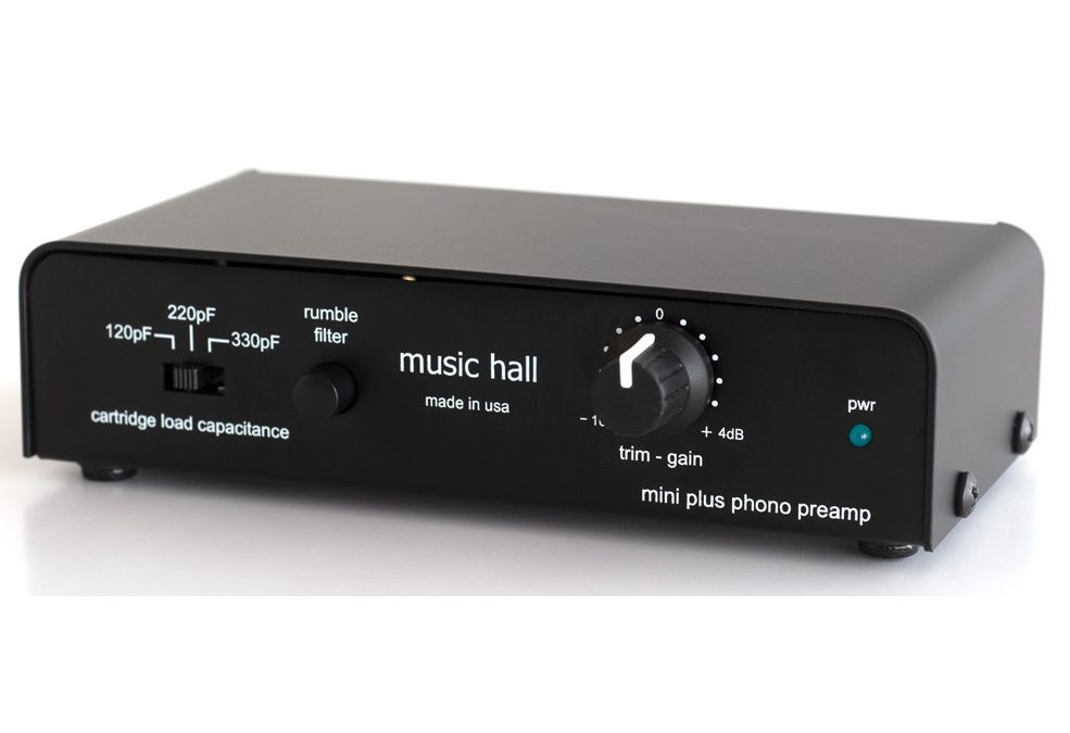 Music Hall Mini Plus