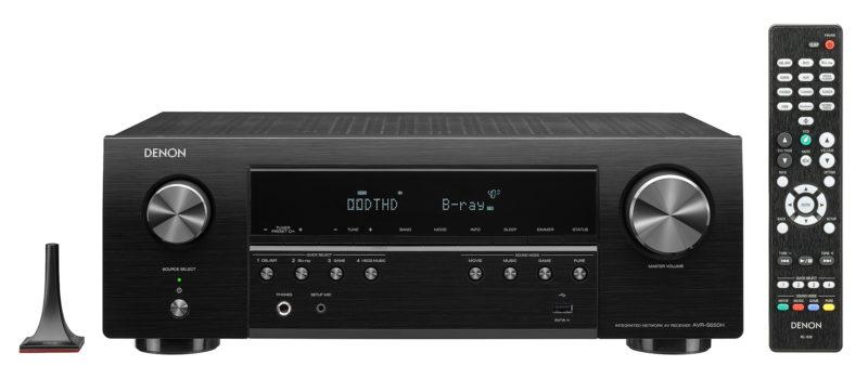 Denon AVR-S650H
