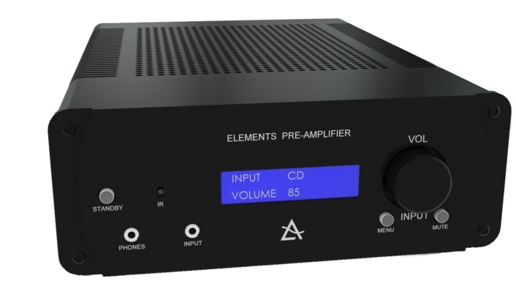 Leema Acoustics Elements Preamplifier