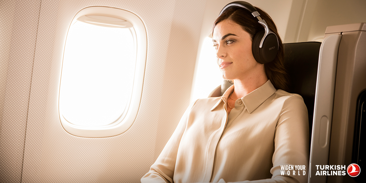 DENON & Turkish Airlines