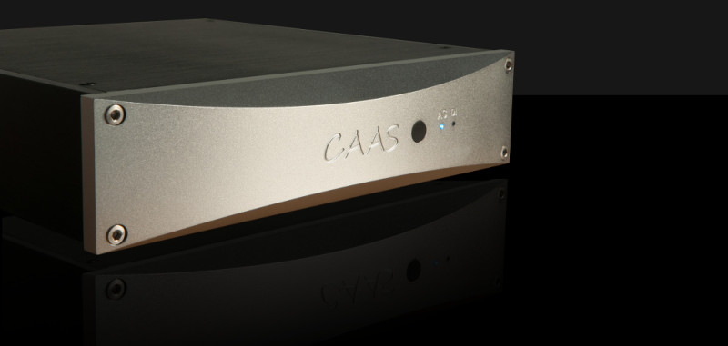 CAAS Audio Digital Audio Server (DAS)