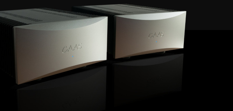 CAAS Audio Elysian 100 mono-block amplifier (E100)
