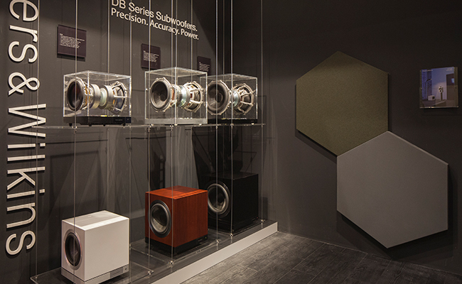 Bowers & Wilkins Diamond Cinema