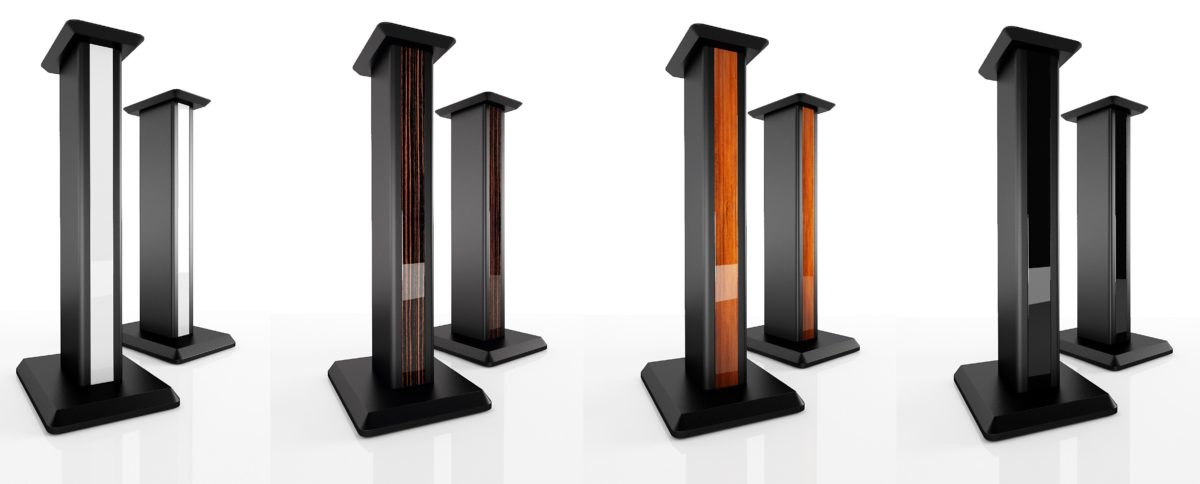 Acoustic Energy Reference Stand