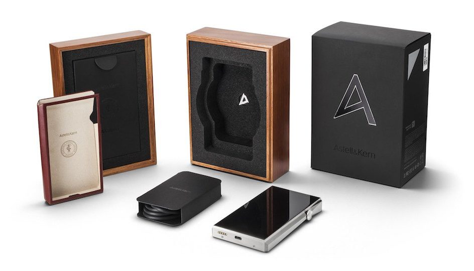Astell & Kern Ultima SP1000