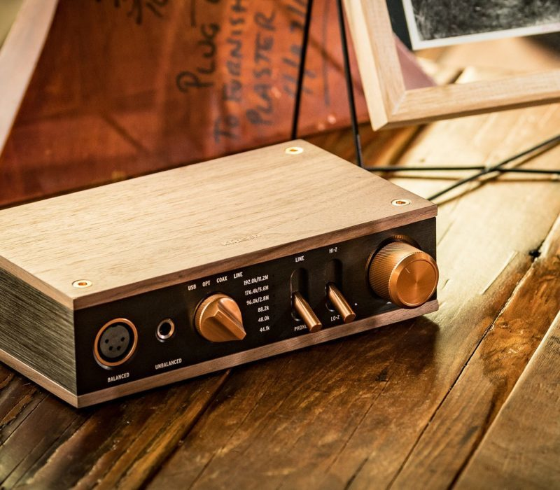 Klipsch Headphone Amp