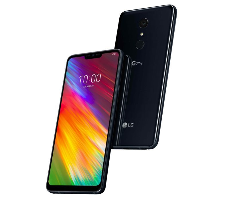 LG G7 One и LG G7 Fit