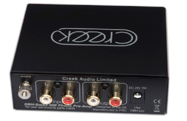Creek Audio OBH 8 mk2