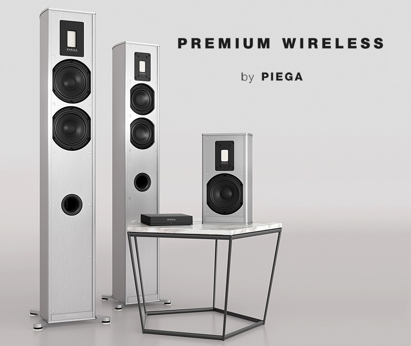 PIEGA Premium Wireless
