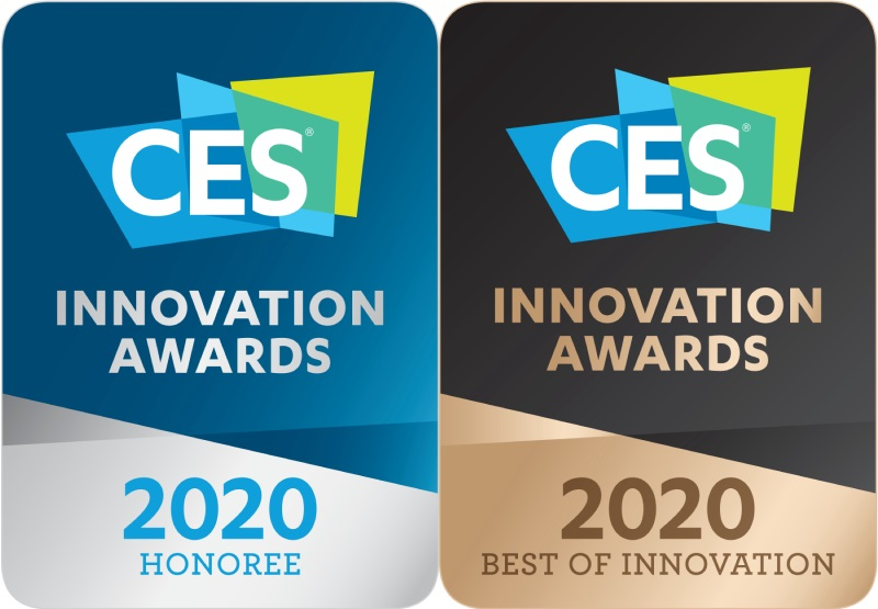 Компания LG удостоена наград CES Innovation Awards 2020